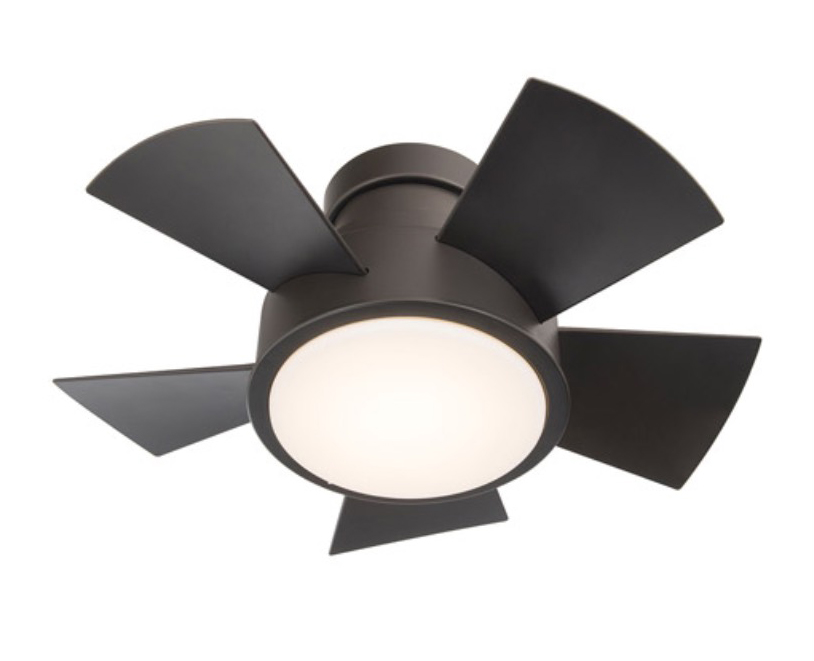 Bronze_Flush_Mount_38in_Ceiling_Fan