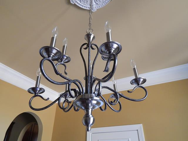 candle-style-steel-indoor-chandelier