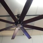 dark-brown-eight-blade-ceiling-fan