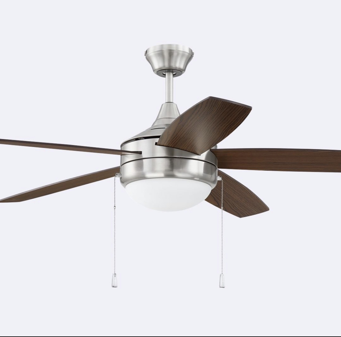 five-blade-modern-chrome-fan-light