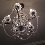 indoor-crystal-metal-chandelier
