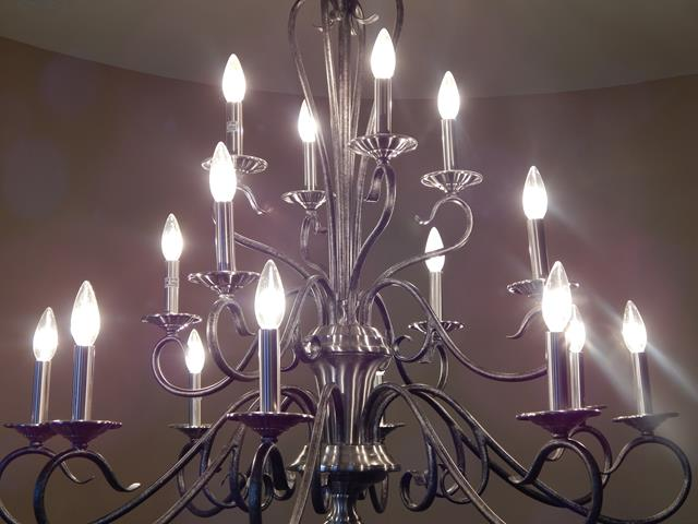 pewter-tiered-traditional-chandelier
