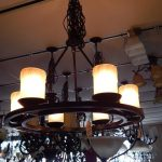 six-light-glass-cylinder-candelaria-style-chandelier