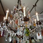 traditional-crystal-metal-candle-style-chandelier